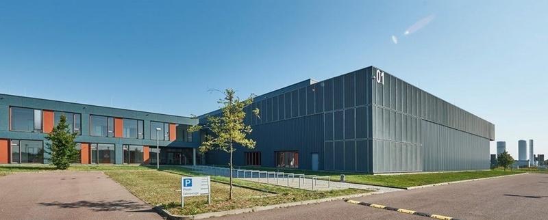 In Bitterfeld hat HNF Ende 2018 neue Produktionsflächen bezogen.