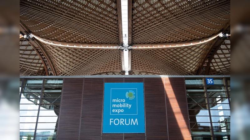 Die Micro Mobility Expo findet im naechsten Mai in Hannover statt.