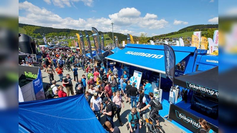 Die 23. Auflage des Bike-Festivals in Willingen findet im August statt.