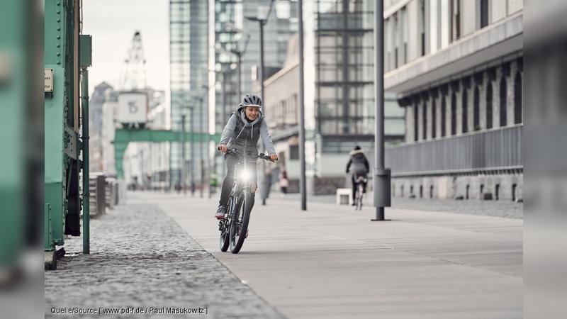 Fahrradfahren ist auch in Krisenzeiten sinnvoll und notwendig.