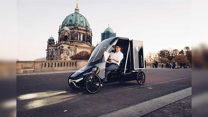 Fahrspaß-Garantie: Mit dem Citkar in Kettcar-Bauweise kann man sogar mit hohem Tempo entspannt und sicher um die Kurven brettern.