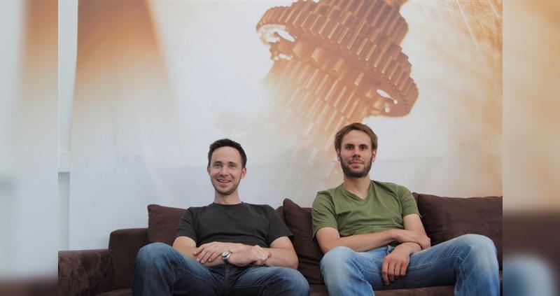 Christoph Lermen und Michael Schmitz