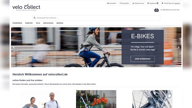 Velocollect ist eine Plattform explizit für den stationären Fachhandel