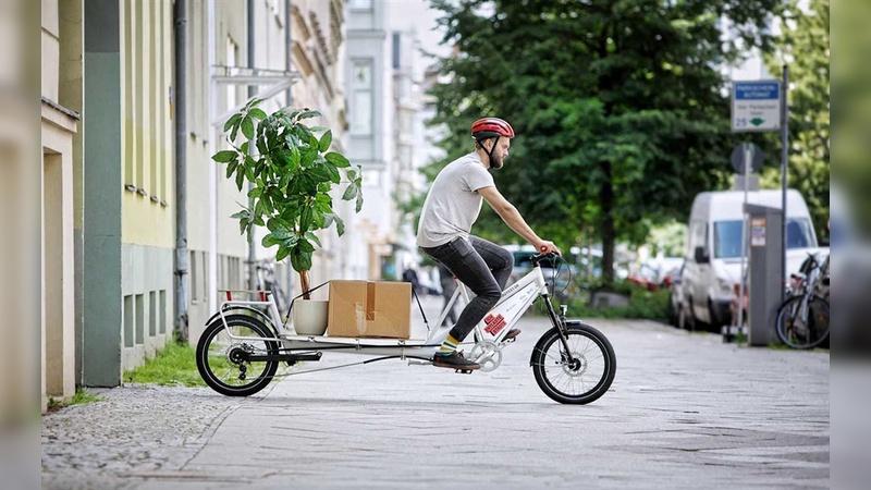 Transportieren mit dem Cargobike: Viel Luft nach oben