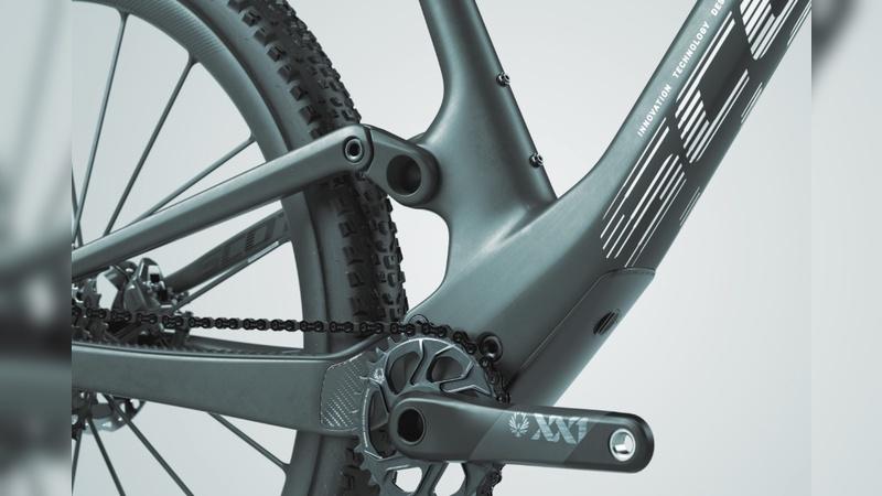 Der integrierte Daempfer - eine Entwicklung von Bold Cycles.