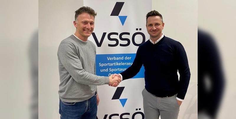 Gernot Kellermayr (links) mit VSSÖ-Sprecher Michael Nendwich