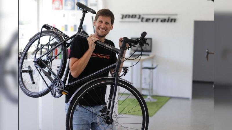 Sebastian Linser ist neuer Betriebsleiter bei Tout Terrain.