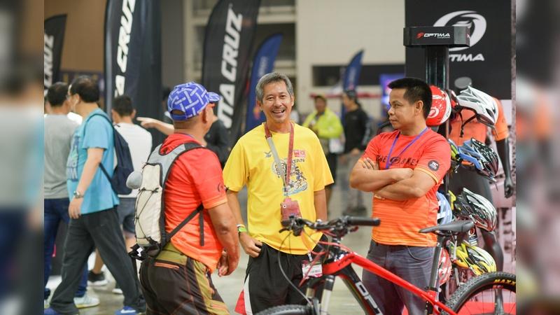 Die Asean Bike findet in diesem Jahr nicht statt.