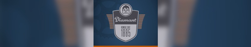 Gegründet 1885: Diamant