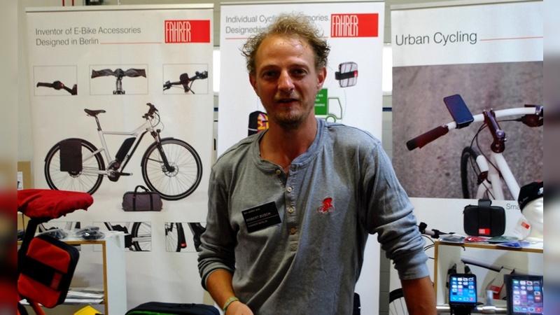 Neuer Vertriebsmann Robert Busch - Foto: velobiz.de