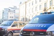 Dank GPS-Tracker hatte die Innsbrucker Polizei leichtes Spiel.