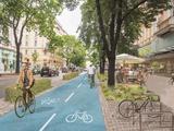 Obwohl Graz schon eine verkehrsberuhigte Innenstadt hat, erkennt Stefan Bendiks viel Potenzial für weitere Verbesserungen, vor allem im Pendelverkehr.