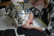 Bei Löffler wurde auf die Produktion von Atemschutzmasken umgestellt.