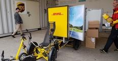 Führende Radlogistiker setzen auf Cargo-Bikes