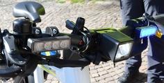 Umbau fuer Polizei-Zwecke