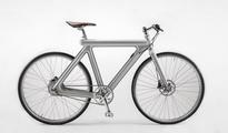 Pressed Bike Single-Speed