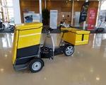 E-Cargobike A.N.T. als Postrad