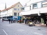 """Der """"Raum für Fahrradkultur"""" befindet sich in der Innenstadt Dornbirns."""