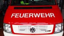 Die Feuerwehr verhinderte Schlimmeres