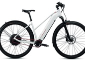 E-Bike-Modell Code in einer Damen-Version