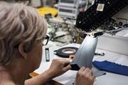 Tapen statt Nähen: Die weiterentwickelten Textilien ermöglichen auch neue Arten der Verarbeitung.