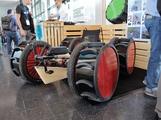 Aqua-Quad - Monster auf vier Rädern mit Pedelec-Technik