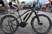 Für junge E-Mountainbiker gibt es bei Conway künftig die Modelle eMS und eMC.