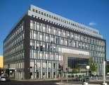 Hier wird künftig das Vivavelo-Büro beheimatet sein - im Haus der Bundespressekonferenz