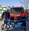 Nextbike unterstützt Hilfsdienste in Kaiserslautern