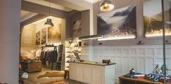 In Wiesbaden ist der 6. Maloja-Flagship-Store entstanden
