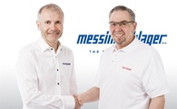Benno Messingschlager (links) und Horst Schuster. Foto: Messingschlager