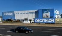 Decathlon Weiterstadt - die Filiale besitzt eine Verkaufsfaeche von 8000 qm