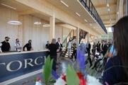 Offizielle Eröffnung des 17. Concept Stores weltweit.