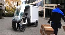 Transportlösungen wie hier von Mubea, werden derzeit entwickelt..