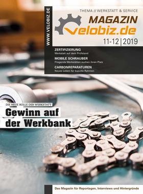 Titel velobiz.de Magazin 11-12-19