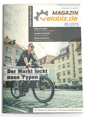 velobiz.de Magazin 5-15 E-Bikes