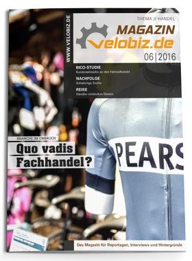 Titel velobiz.de Magazin 6-16