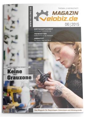 velobiz.de Magazin 6-15 Werkstatt